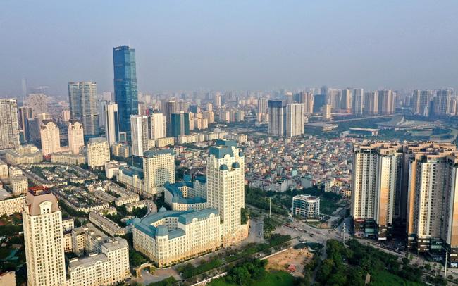 Giải mã giá căn hộ cao cấp tại thị trường Hà Nội